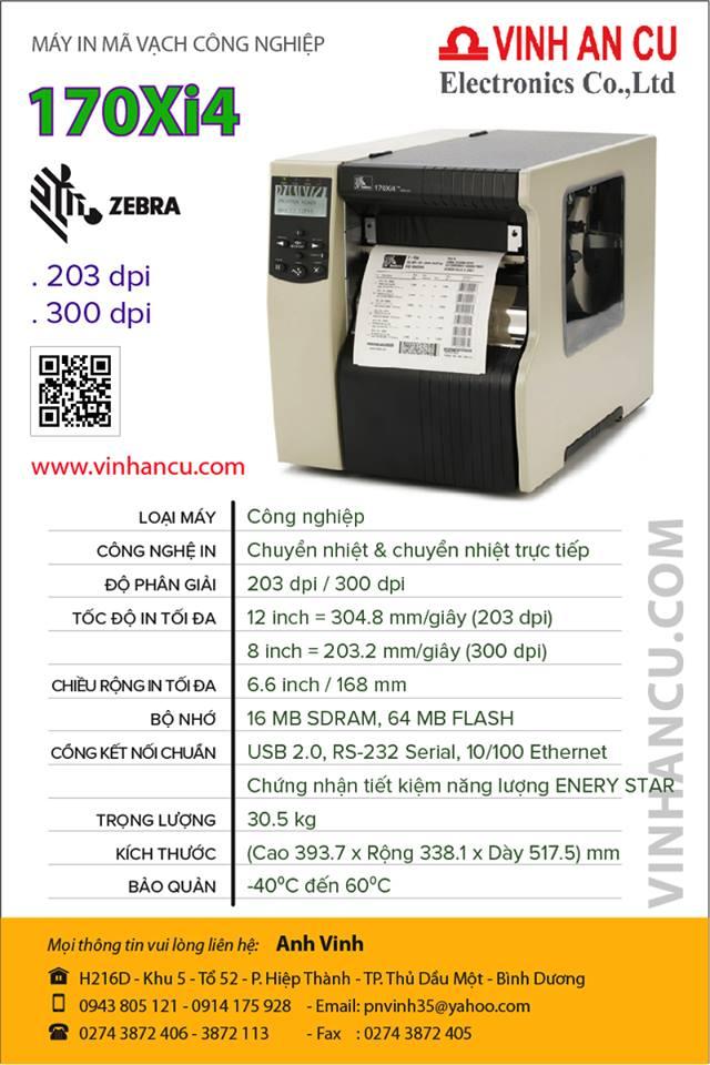 bán máy Zebra giá tốt
